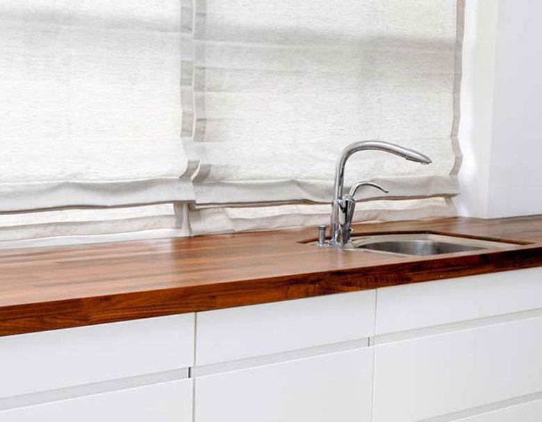 Regina SK hardwood countertops