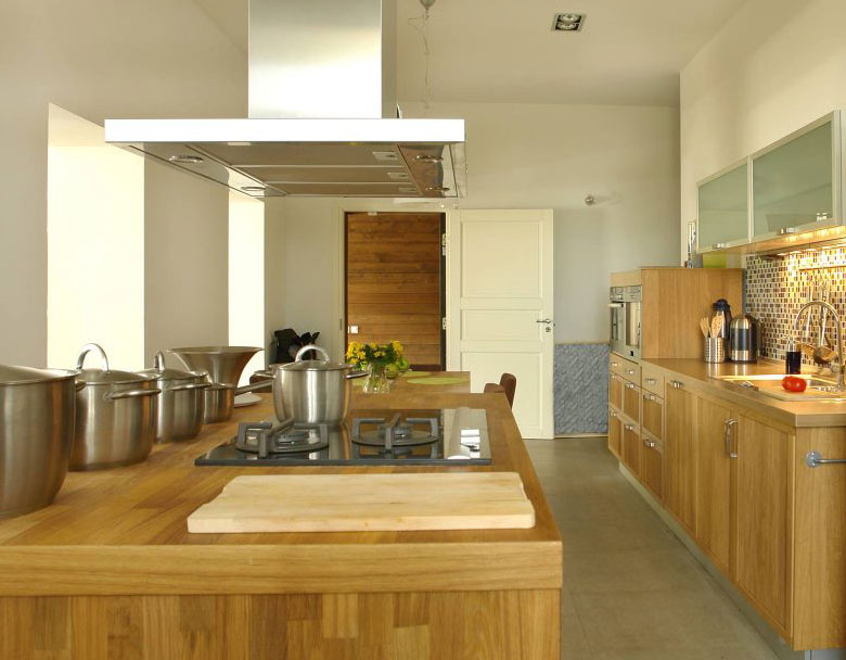 Victoria BC hardwood countertops